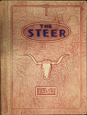 Page 1, 1941 Edition, Graham High School - Steer Yearbook (Graham, TX) online yearbook collection
