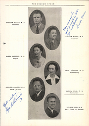 Page 15, 1941 Edition, Graham High School - Steer Yearbook (Graham, TX) online yearbook collection