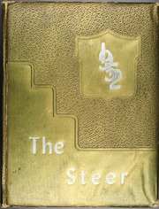 1952 Edition, Graham High School - Steer Yearbook (Graham, TX)