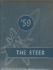 1959 Edition, Graham High School - Steer Yearbook (Graham, TX)