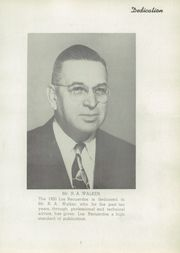 Page 11, 1950 Edition, Sidney Lanier High School - Los Recuerdos Yearbook (San Antonio, TX) online yearbook collection