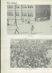 Page 14, 1950 Edition, Sidney Lanier High School - Los Recuerdos Yearbook (San Antonio, TX) online yearbook collection