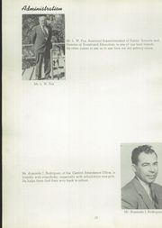 Page 16, 1950 Edition, Sidney Lanier High School - Los Recuerdos Yearbook (San Antonio, TX) online yearbook collection