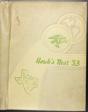 1953 Edition, Iowa Park High School - Hawk Yearbook (Iowa Park, TX)
