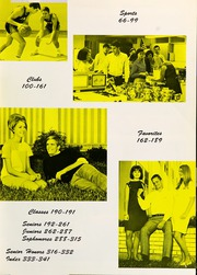 Page 9, 1968 Edition, Robert E Lee High School - Saber Yearbook (Houston, TX) online yearbook collection