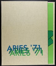 Page 1, 1971 Edition, Waltrip High School - Aries Yearbook (Houston, TX) online yearbook collection
