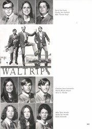 Page 357, 1971 Edition, Waltrip High School - Aries Yearbook (Houston, TX) online yearbook collection
