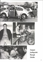 Page 45, 1971 Edition, Waltrip High School - Aries Yearbook (Houston, TX) online yearbook collection