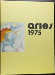 1975 Edition, Waltrip High School - Aries Yearbook (Houston, TX)