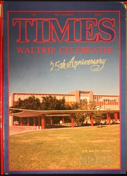 1985 Edition, Waltrip High School - Aries Yearbook (Houston, TX)