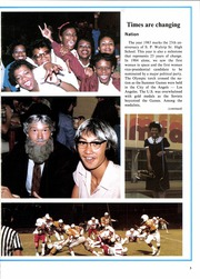 Page 7, 1985 Edition, Waltrip High School - Aries Yearbook (Houston, TX) online yearbook collection