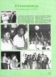 Page 9, 1986 Edition, Waltrip High School - Aries Yearbook (Houston, TX) online yearbook collection