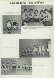 Page 11, 1960 Edition, Jesse H Jones High School - Talon Yearbook (Houston, TX) online yearbook collection