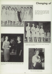 Page 12, 1960 Edition, Jesse H Jones High School - Talon Yearbook (Houston, TX) online yearbook collection