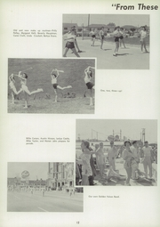 Page 14, 1960 Edition, Jesse H Jones High School - Talon Yearbook (Houston, TX) online yearbook collection