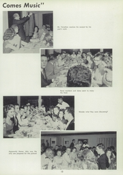 Page 15, 1960 Edition, Jesse H Jones High School - Talon Yearbook (Houston, TX) online yearbook collection