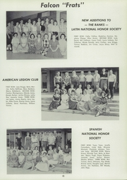 Page 17, 1960 Edition, Jesse H Jones High School - Talon Yearbook (Houston, TX) online yearbook collection