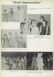 Page 6, 1960 Edition, Jesse H Jones High School - Talon Yearbook (Houston, TX) online yearbook collection
