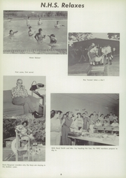 Page 8, 1960 Edition, Jesse H Jones High School - Talon Yearbook (Houston, TX) online yearbook collection