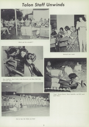 Page 9, 1960 Edition, Jesse H Jones High School - Talon Yearbook (Houston, TX) online yearbook collection