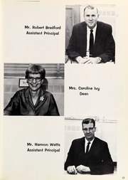Page 17, 1966 Edition, Jesse H Jones High School - Talon Yearbook (Houston, TX) online yearbook collection