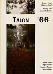 Page 5, 1966 Edition, Jesse H Jones High School - Talon Yearbook (Houston, TX) online yearbook collection