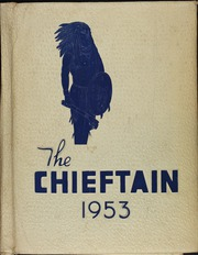 1953 Edition, Lake View High School - Chieftain Yearbook (San Angelo, TX)