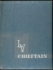 1957 Edition, Lake View High School - Chieftain Yearbook (San Angelo, TX)