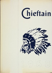 1968 Edition, Lake View High School - Chieftain Yearbook (San Angelo, TX)