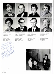 Page 16, 1968 Edition, Lake View High School - Chieftain Yearbook (San Angelo, TX) online yearbook collection