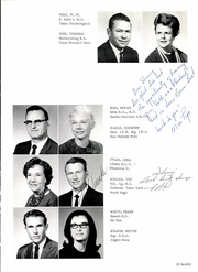 Page 17, 1968 Edition, Lake View High School - Chieftain Yearbook (San Angelo, TX) online yearbook collection