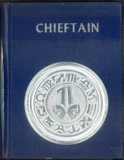 1971 Edition, Lake View High School - Chieftain Yearbook (San Angelo, TX)