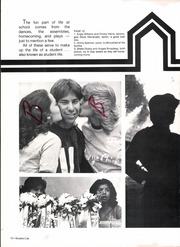 Page 16, 1981 Edition, Lake View High School - Chieftain Yearbook (San Angelo, TX) online yearbook collection