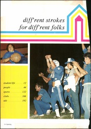 Page 6, 1981 Edition, Lake View High School - Chieftain Yearbook (San Angelo, TX) online yearbook collection