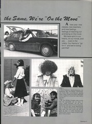 Page 9, 1982 Edition, Lake View High School - Chieftain Yearbook (San Angelo, TX) online yearbook collection