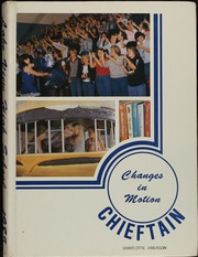 1985 Edition, Lake View High School - Chieftain Yearbook (San Angelo, TX)
