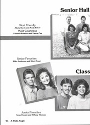 Page 100, 1988 Edition, Lake View High School - Chieftain Yearbook (San Angelo, TX) online yearbook collection