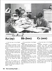Page 104, 1988 Edition, Lake View High School - Chieftain Yearbook (San Angelo, TX) online yearbook collection