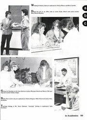Page 105, 1988 Edition, Lake View High School - Chieftain Yearbook (San Angelo, TX) online yearbook collection