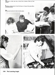 Page 110, 1988 Edition, Lake View High School - Chieftain Yearbook (San Angelo, TX) online yearbook collection