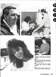 Page 113, 1988 Edition, Lake View High School - Chieftain Yearbook (San Angelo, TX) online yearbook collection
