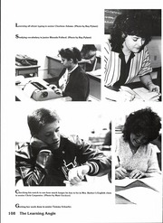 Page 114, 1988 Edition, Lake View High School - Chieftain Yearbook (San Angelo, TX) online yearbook collection