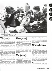 Page 115, 1988 Edition, Lake View High School - Chieftain Yearbook (San Angelo, TX) online yearbook collection