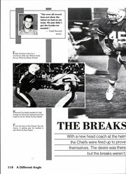 Page 124, 1988 Edition, Lake View High School - Chieftain Yearbook (San Angelo, TX) online yearbook collection