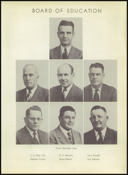 Page 11, 1949 Edition, Mount Pleasant High School - Arrowhead Yearbook (Mount Pleasant, TX) online yearbook collection