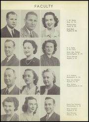 Page 14, 1949 Edition, Mount Pleasant High School - Arrowhead Yearbook (Mount Pleasant, TX) online yearbook collection