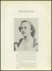 Page 9, 1949 Edition, Mount Pleasant High School - Arrowhead Yearbook (Mount Pleasant, TX) online yearbook collection
