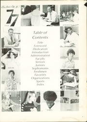 Page 9, 1977 Edition, Mount Pleasant High School - Arrowhead Yearbook (Mount Pleasant, TX) online yearbook collection