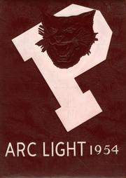 1954 Edition, Palestine High School - Arc Light Yearbook (Palestine, TX)