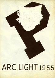 1955 Edition, Palestine High School - Arc Light Yearbook (Palestine, TX)